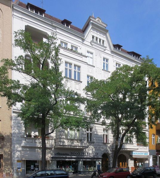 file berlin schoeneberg akazienstrasse 12 wikimedia commons. Black Bedroom Furniture Sets. Home Design Ideas