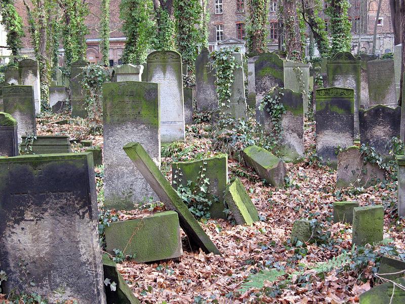 Datei:Berlin - Jüdischer Friedhof Schönhauser.0217.jpg