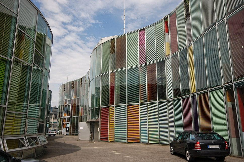 Berlin Adlershof Photonics Center 2016