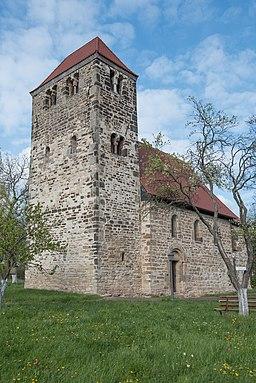 Weinberg in Bernburg