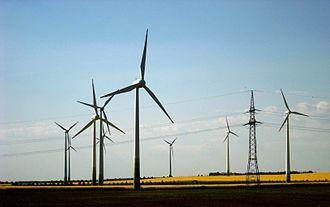 Renewable energy in Germany - Wind power in Germany