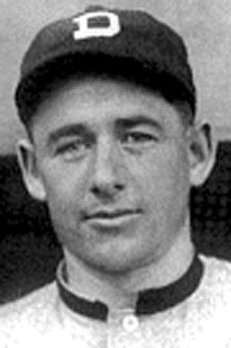 1915 Detroit Tigers season - Bernie Boland