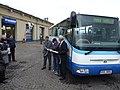 Beroun, DOD Probotrans 2007, uvedení autobusu SOR 10,5 do provozu.JPG