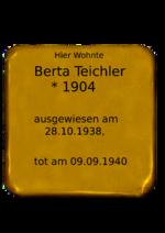 Berta Teichler