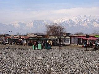 Chaharikar District District in Parwan Province, Afghanistan