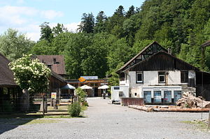 Sihlwald - The Sihlwald visitors centre