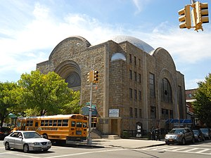 Borough Park, Brooklyn - Temple Beth El of Borough Park