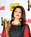 Bhumika Chawla at 60th Filmfare Awards South (cropped).jpg
