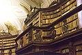 Biblioteca del Seminario.Particolare di uno scaffale.jpg