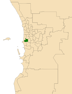 Electoral district of Bicton