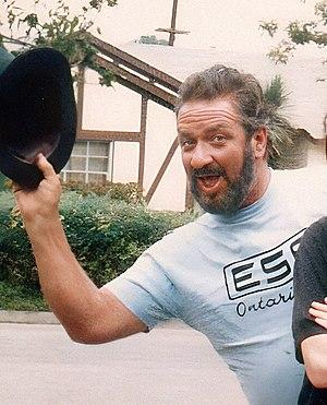 "Ed Roth - Ed ""Big Daddy"" Roth in La Mirada, California, 1987"