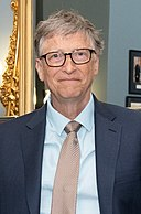 Bill Gates: Alter & Geburtstag