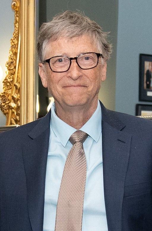Bill Gates - Nov. 8, 2019