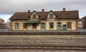 Billesholm - Billesholm railway station