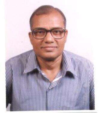 Binod Bihari Verma - Dr Binod Bihari Verma, May 2000, Bhubaneswar