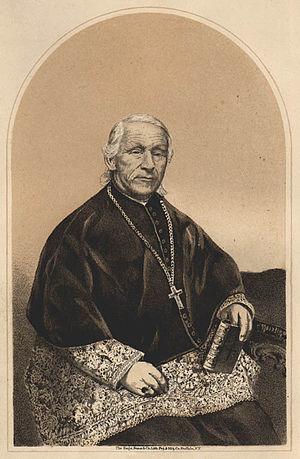 John Timon - Image: Bishop John Timon