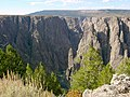 Black Canyon of the Gunnison - panoramio.jpg