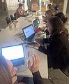 Black lunch table editing in charlotte 2.JPG