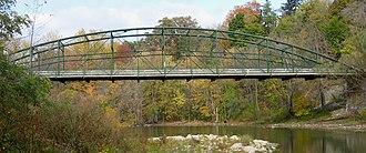 London, Ontario - Blackfriars Street Bridge