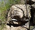 Blansko, blanenské bouldery.JPG