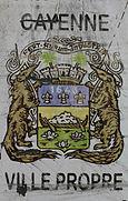 Wappen von Cayenne