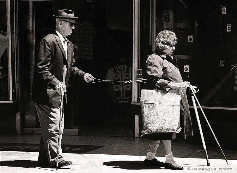 File:Blind Leading the Blind by Lee Mclaughlin.jpg
