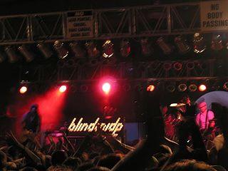 Blindside (band) Swedish post-hardcore band