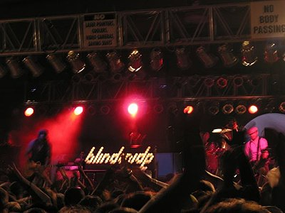 Picture of a band or musician: Blindside