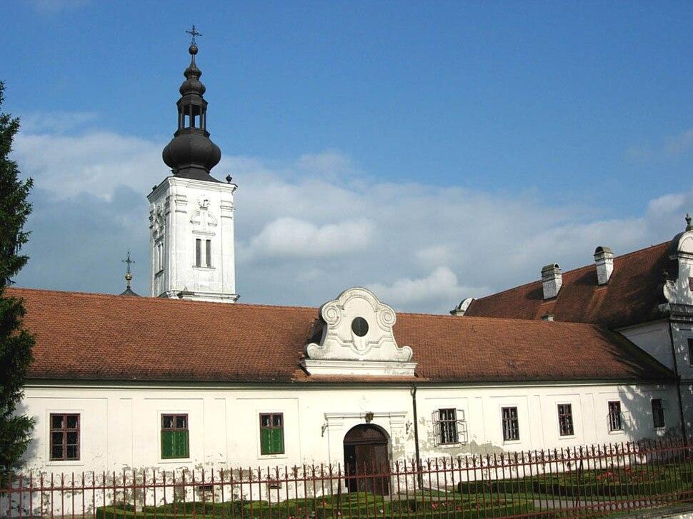 Bođani monastery, Serbia 02
