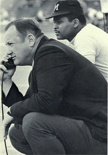 Bo Schembechler American college football player and coach, sports administrator