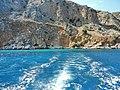 Boat trip along Kalivon Kefalas Georgopolis - panoramio (17).jpg