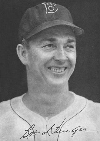 Bob Klinger - Kilinger in 1947