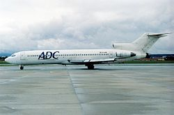 Boeing 727-2H9-Adv, ADC Airlines (JAT - Yugoslav Airlines) AN0192255.jpg