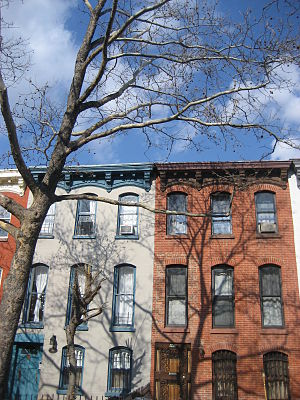 Boerum Hill - Rowhouses in Boerum Hill