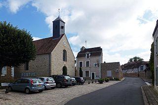 Boissettes Commune in Île-de-France, France