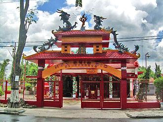 Bojonegoro Regency - Hok Swie Bio Confucian Temple