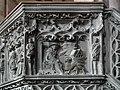 Bolzano, Cattedrale di Santa Maria Assunta pulpit 005.JPG