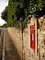 Bonchurch, postbox No. PO38 234, Shore Road - geograph.org.uk - 1567538.jpg