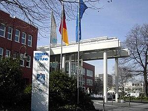 Friedrich Ebert Foundation - Friedrich Ebert Foundation in Bonn