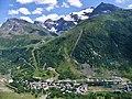 Bonneval-sur-Arc et glaciers vus depuis la route de l'Iseran (été 2019) 2.JPG