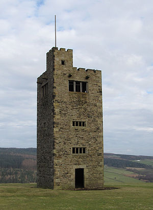Strines Reservoir - Boot's Folly.