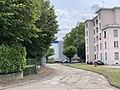 Boulevard Chardonnet (Saint-Maurice-de-Beynost) en juillet 2019, côté immeubles.jpg