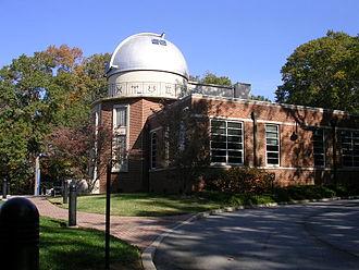 Agnes Scott College - Bradley Observatory