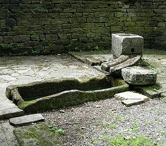 Bramhope - Town well