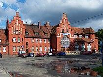 Braniewo - Dworzec PKP.JPG