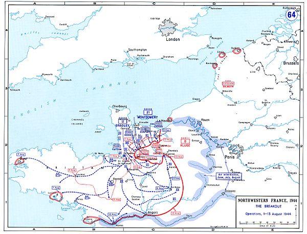 Bătălia Pentru Normandia Wikiwand