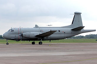 Pakistan Naval Air Arm - An Atlantique plane belonging to the Italian Navy. The downed Pakistan Navy plane was an identical one.