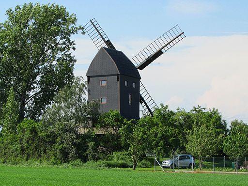 Breitenhagen , Windmühle