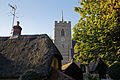 Brent Pelham church and cottage Hertfordshire England.jpg