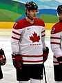 Brent Seabrook Canada2010WinterOlympicslineup (1).jpg